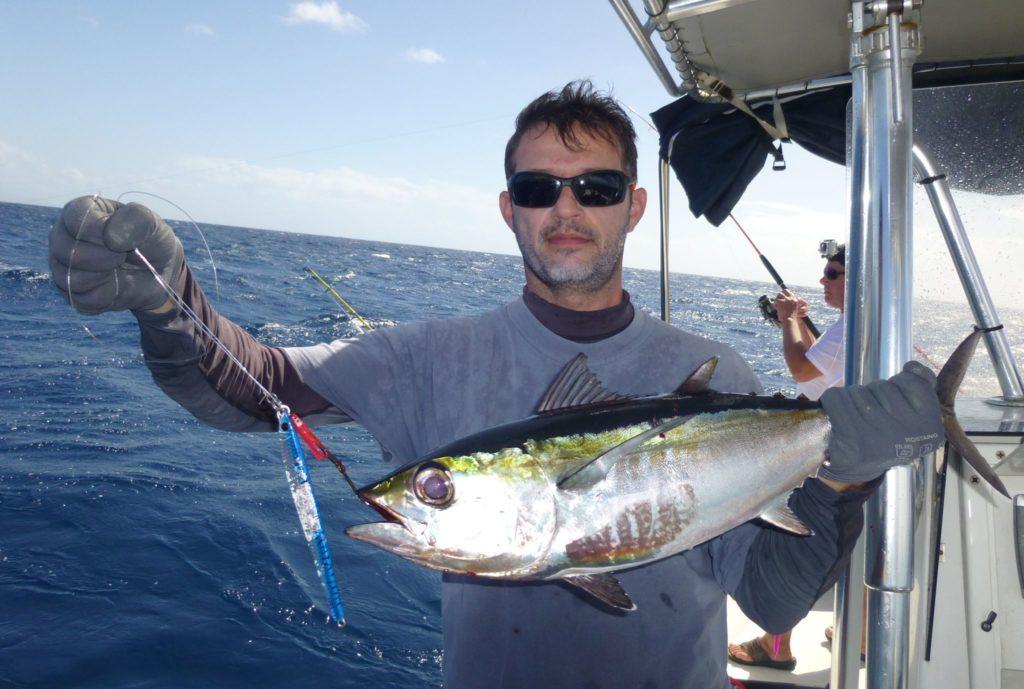 Pêche du Thon Noir en Guadeloupe