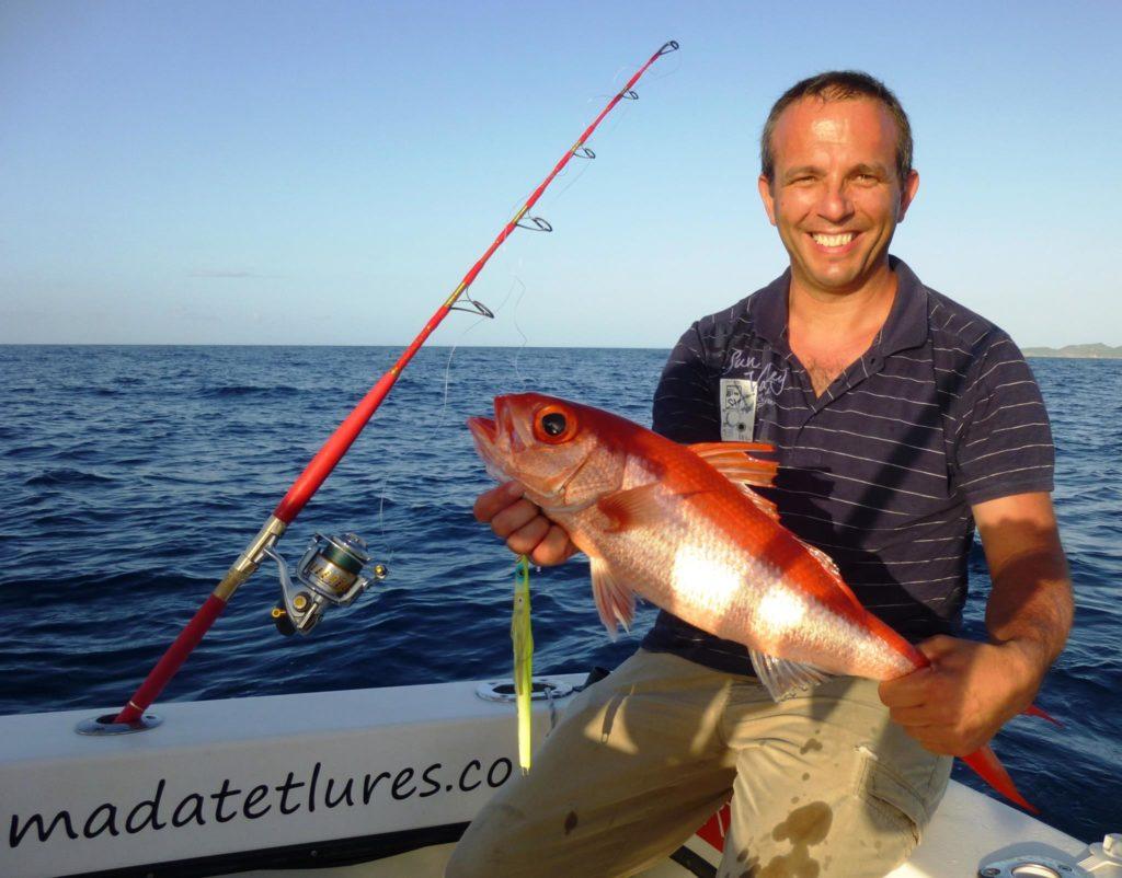 Pêche de l'Oeil de Boeuf en Guadeloupe