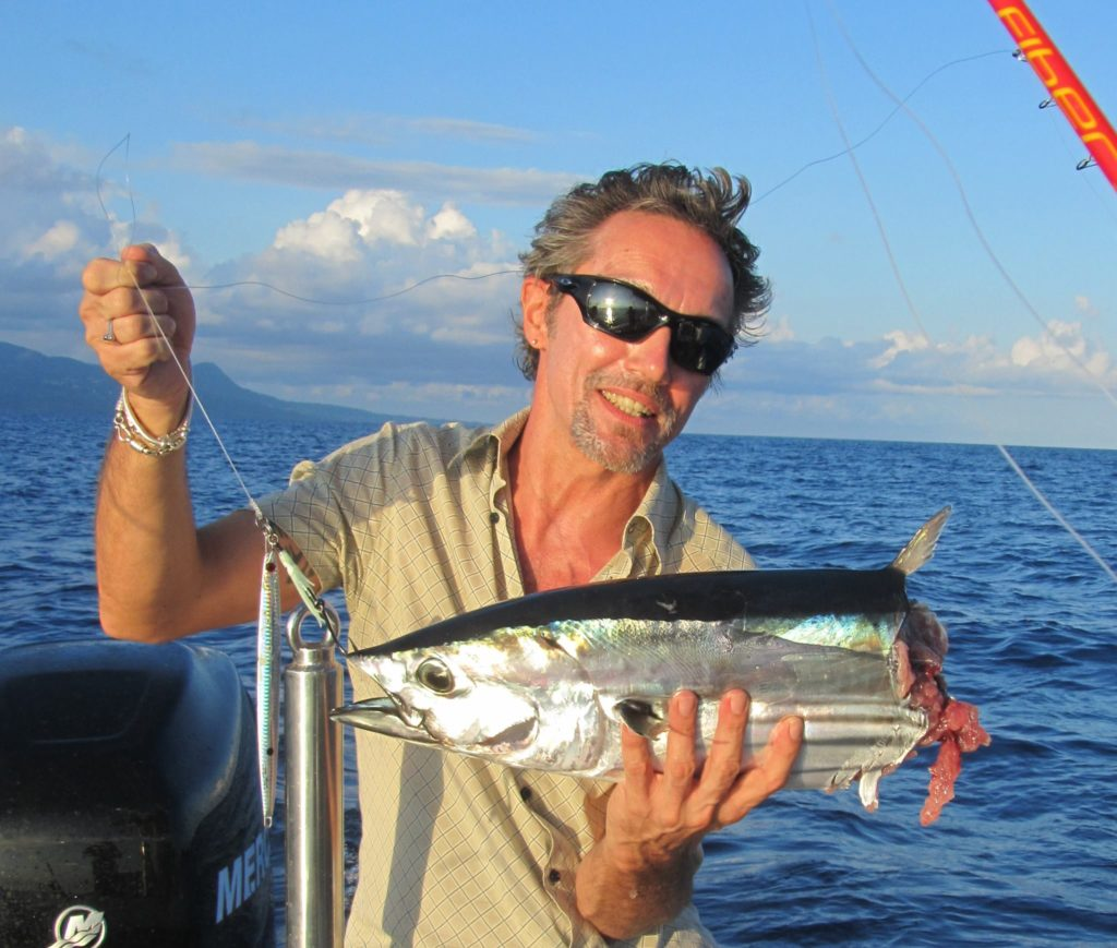 Pêche du Thon Réllé en Guadeloupe